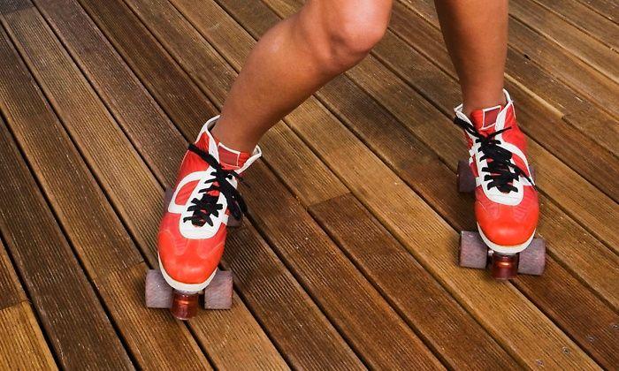Roller-Skating or Laser Tag - Dreamland Skate Center and Skater's Choice | Groupon