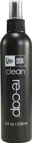MLB New Era Re-Cap Cleaner Refill by New Era. $12.99. Make your New Era Cap look like New. 8 oz. Refill for use with the Re-Cap Cleaning Kit. True fans of New Era caps have one thing in common, their favorite cap will get dirty. Use this refill with the Re-cap cleaning kit to Clean, Shape and Restore your favorite cap.