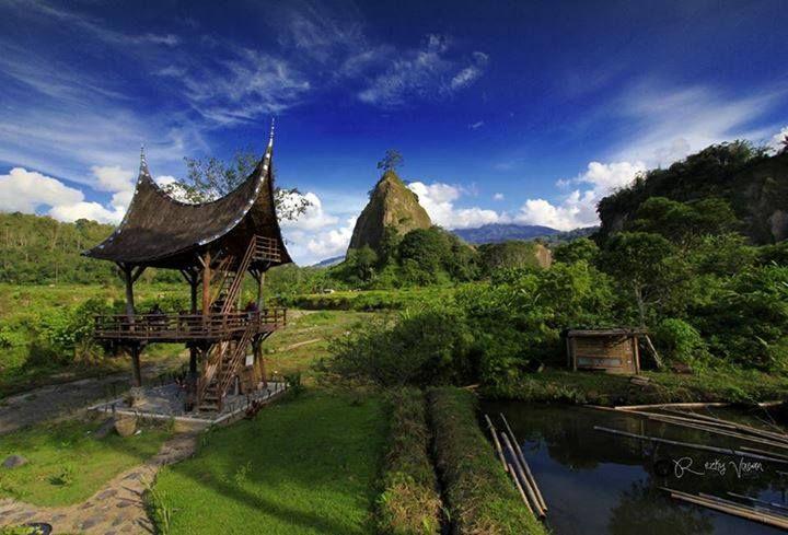 taruko in the morning , BUKITTINGGI PADANG, INDONESIA. fotografer: Rezky vixcan   www.fb.com/rezky.vixcan #Travel #Nature