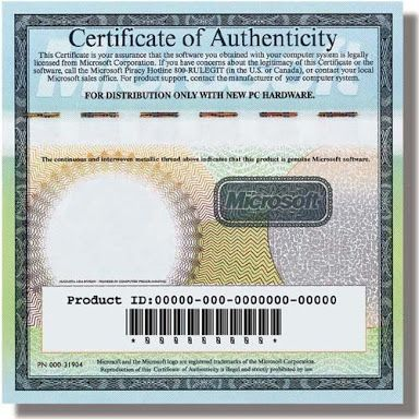 Best Certificate Of Authenticity Images On