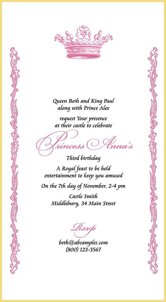 102 best pergaminos images – Princess Scroll Birthday Invitations