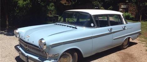 1959 Opel Kapitan