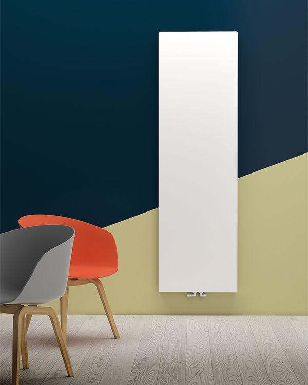 Design plate radiators   DL Radiators introduces the Linear range.  #design #radiators #interiordesign #DLRadiators #inspiration #minimal #architecture