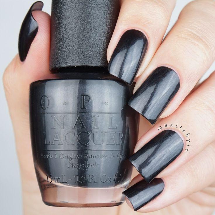 Black dress not optional opi 5 apples