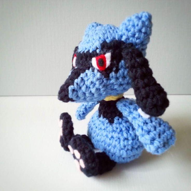 Amigurumi Pokemon Wolfdreamer : 113 best images about Pokemon Amigurumi on Pinterest ...