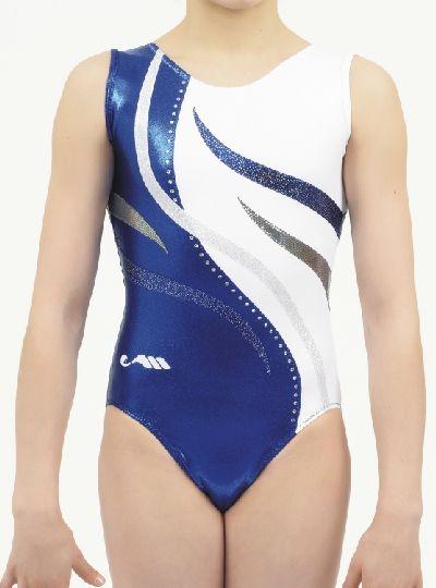 4836 - Justaucorps - Gymnastique Artistique Féminine - Collection Christian Moreau. Vêtements de gymnastique pour les particuliers et les clubs
