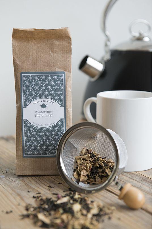 #winter #tea   Dille & Kamille