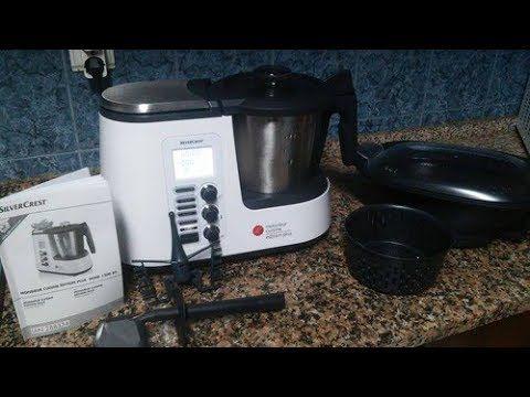 Robot de cozinha - Monsieur Cuisine Plus - Agora somos 7