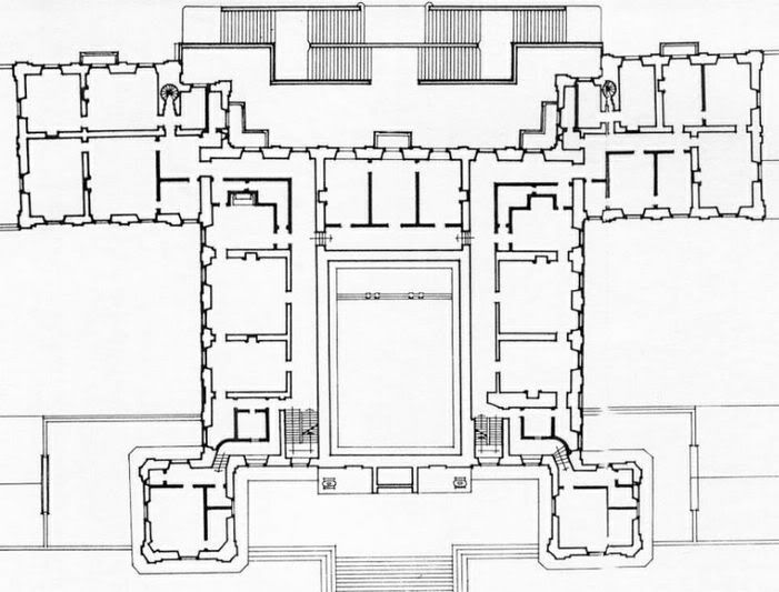 ROYAL RESIDENCES OF THE SAVOY FAMILY | Mansion plans | Pinterest ...