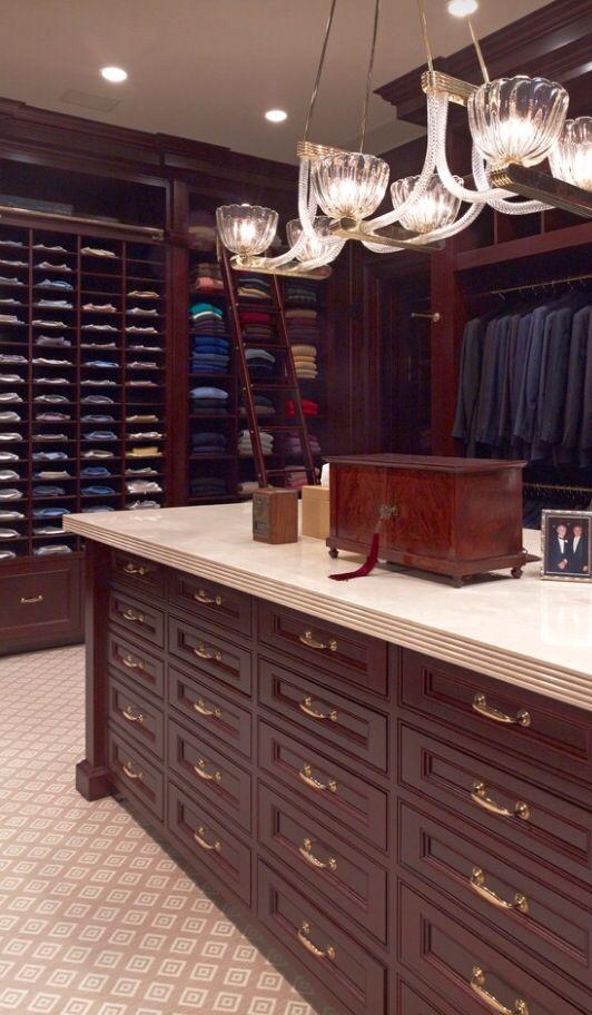 Beautiful Master Closets