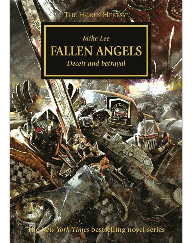 Fallen Angels Horus Heresy – Bexdyie