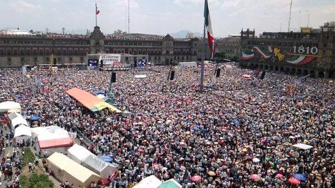 KIKKA 2012: MORENA: AMLO EN EL ZOCALO 9 SEPTIEMBRE 2012 DISCURSO VIDEO COMPLETO ASAMBLEA INFORMATIVA LÓPEZ OBRADOR ABANDONA PARTIDOS POLITICOS PARA CONSTITUIR MORENA MOVIMIENTO DE REGENERACIÓN NACIONAL