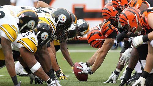 NFL Wildcard Weekend – Pittsburgh Steelers vs. Cincinnati Bengals #NFLcollectionbyjamberry  #jennasbeautyjams
