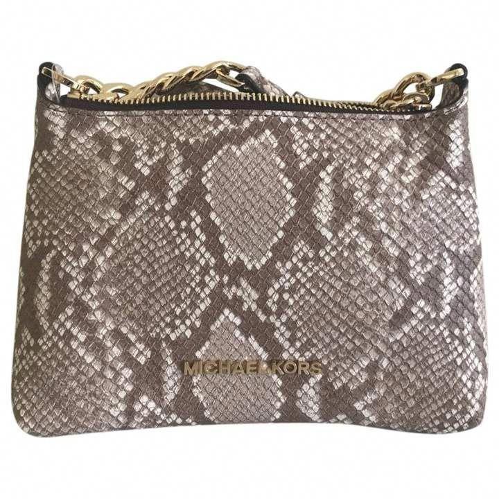 d6c923155eb5 MICHAEL Michael Kors Leather handbag #Handbagsmichaelkors   Handbags ...