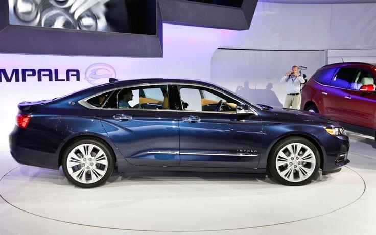 2014 Chevrolet Impala 2014 Chevrolet Impala First Drive – TopIsMag