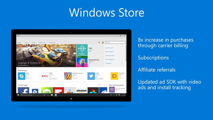 WIndows 10 Store is a Flop -  More Win 10 & Xbox One Games coming to Steam