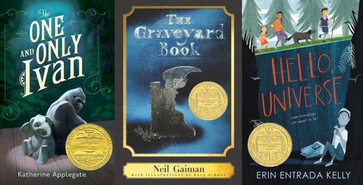 newberry book awards list