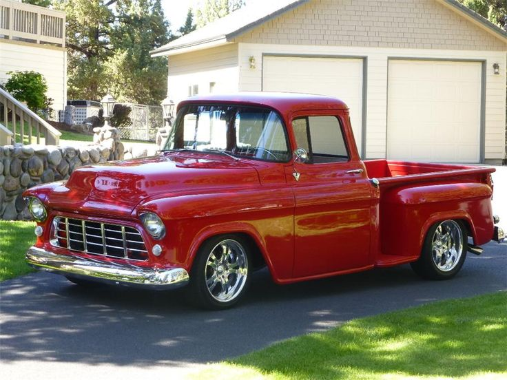 1957 CHEVROLET 3100 CUSTOM PICKUP - Barrett-Jackson Auction Company