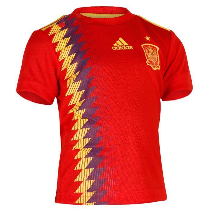 Camiseta de España Mundial Rusia - Camiseta españa ...