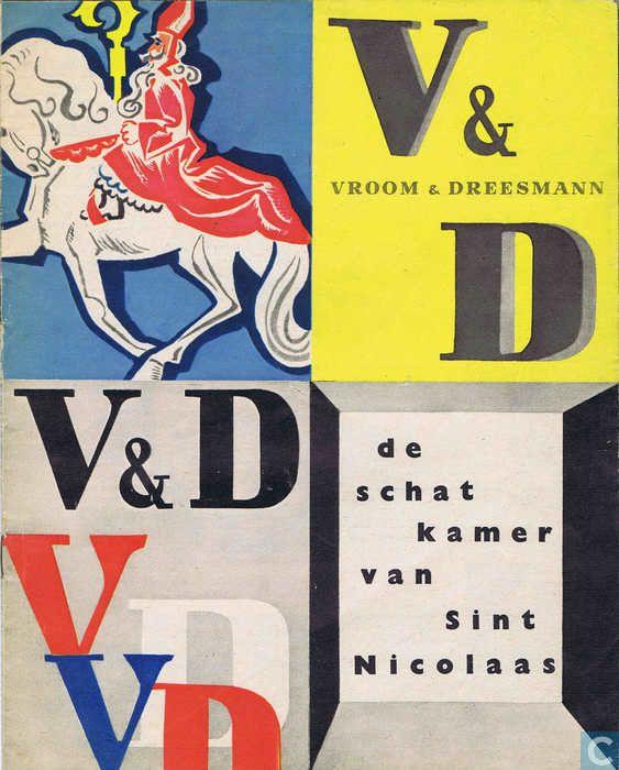 Vroom & Dreesmann 1963