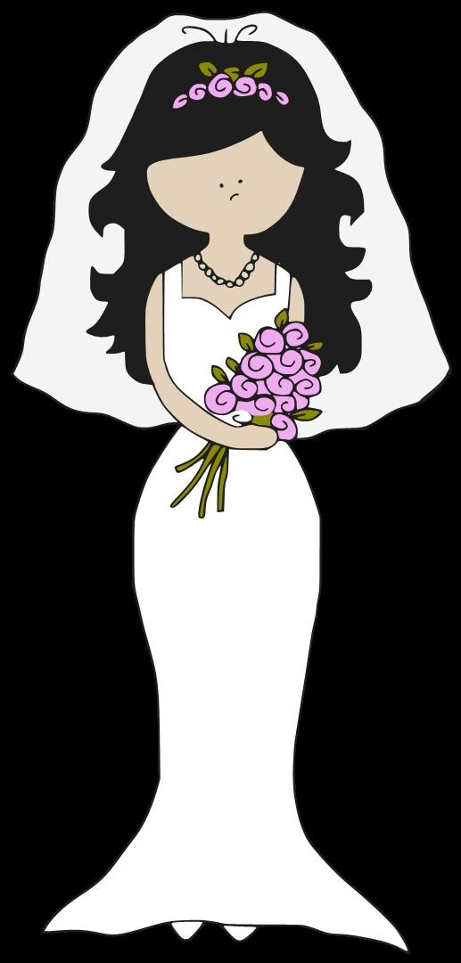 Bride #clipart #wedding