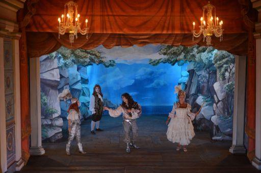 "Gotha, Ekhof Festival 2014:""Le Fate"" Ruggiero NICHOLAS SPANOS"