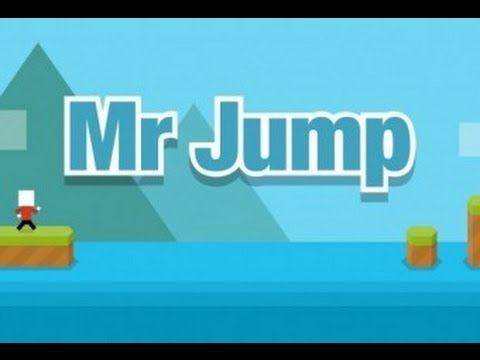 Mr Jump | Levels 1 - 12 - YouTube