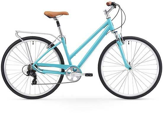 The 10 Best Hybrid Bikes For Women To Buy In 2020