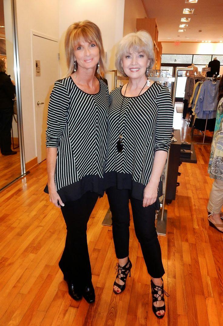 Smart clothes for mature women