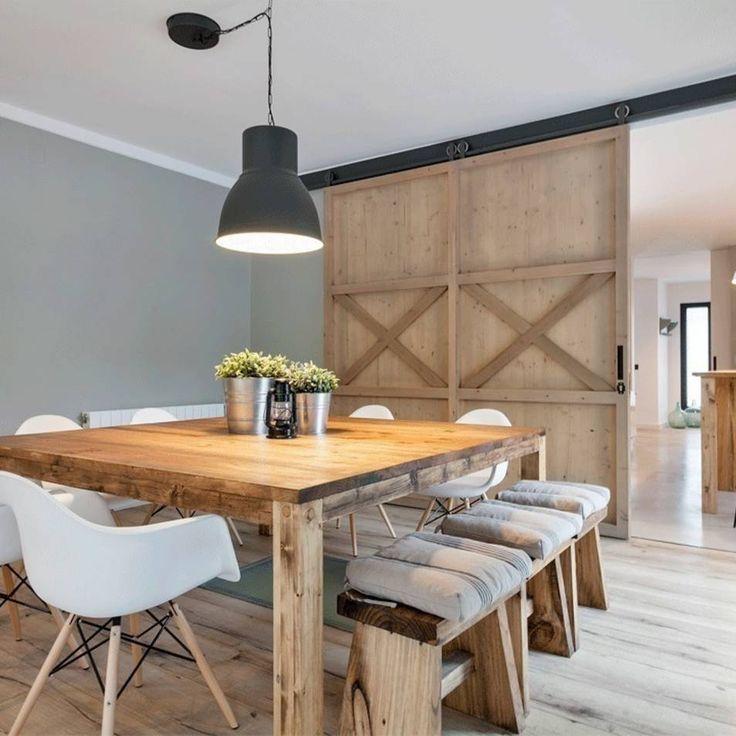 17 meilleures id es propos de salles manger. Black Bedroom Furniture Sets. Home Design Ideas