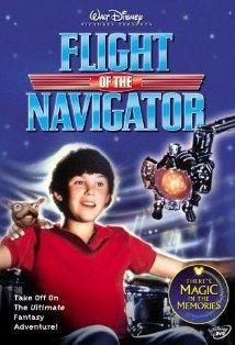 "Flight of The Navigator ""I don't leak, you leak."""