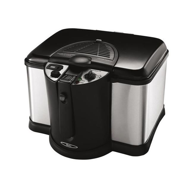 oster ckstdfzm70 style 4liter cool touch deep fryer by oster