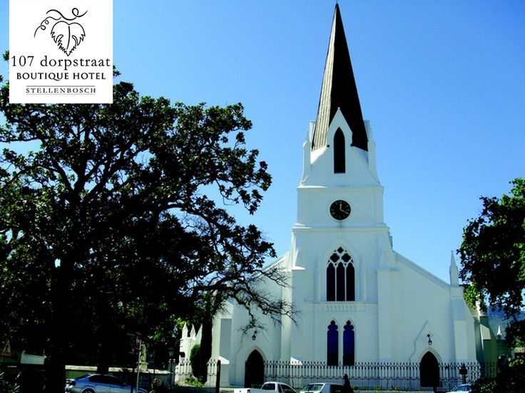 Stellenbosch was named after Simon van der Stel, at that time the Governor of the Cape. He gave out farms next to the Eerste River and here, in the fertile ground, food and wine were produced for the Castle and ships stopping at the Cape of Good Hope. Link: http://ow.ly/UFxKq