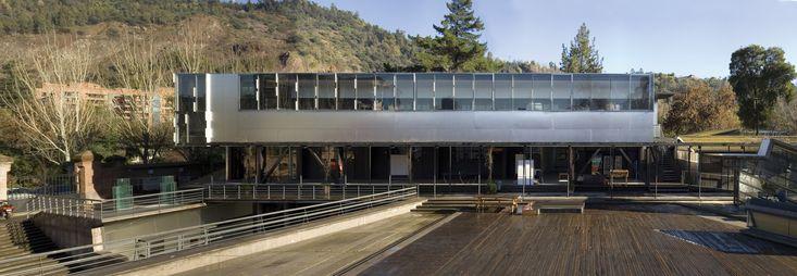 Alejandro Aravena Wins 2016 Pritzker Prize,Architecture School, Universidad Católica de Chile. Santiago, Chile 2004. Image © Martín Bravo