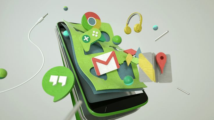 Android on Behance