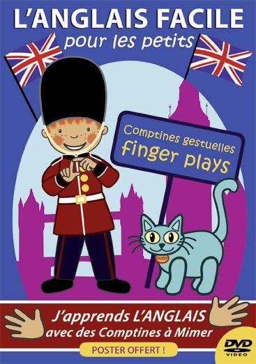 DVD, L'anglais facile pour les petits - Animations 2D - Les Editions Eveil et Découvertes