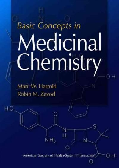 Medicinal chemistry is a complex topic. Written in an easy to follow and conversational style, Basic Concepts in Medicinal Chemistry focuses on the fundamental concepts that govern the discipline of m