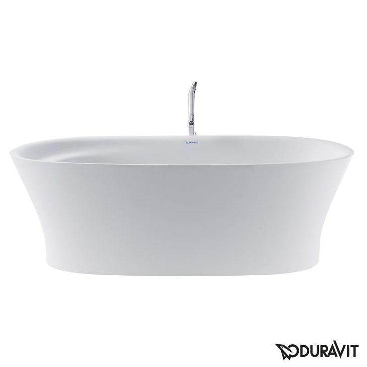 Duravit Cape Cod free-standing bath