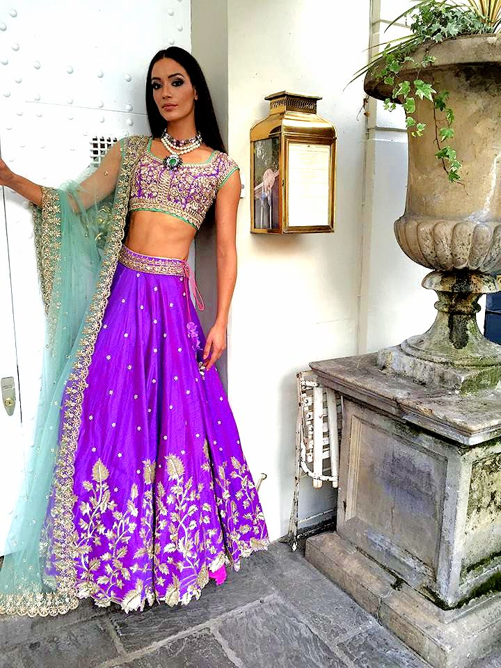 "thebrowngirlguide: "" Anushree Reddy """