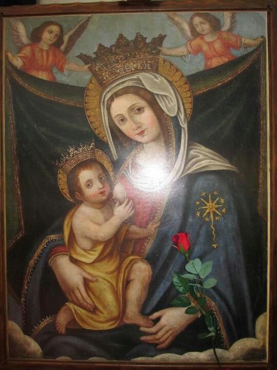 La Madonna del Latte (Catanzaro)