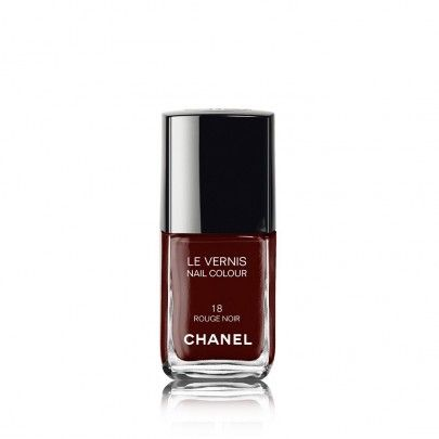 Chanel, Le Vernis.   Classic and trend-defining shades in an exclusive formula that strengthens and moisturizes nails as it delivers high-shine colour. Applies evenly without streaking. All Chanel nail products are formaldehyde-free, toluene-free and DBP-free.