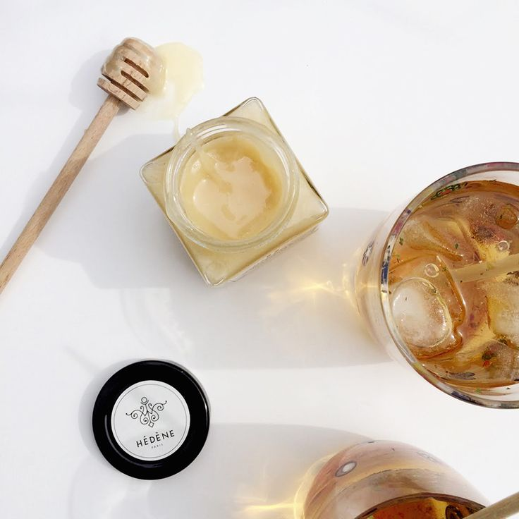 Tea Time au miel de  lavande Hédène