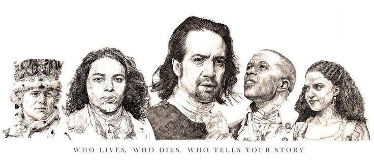 Who lives, who dies, who tells your story?