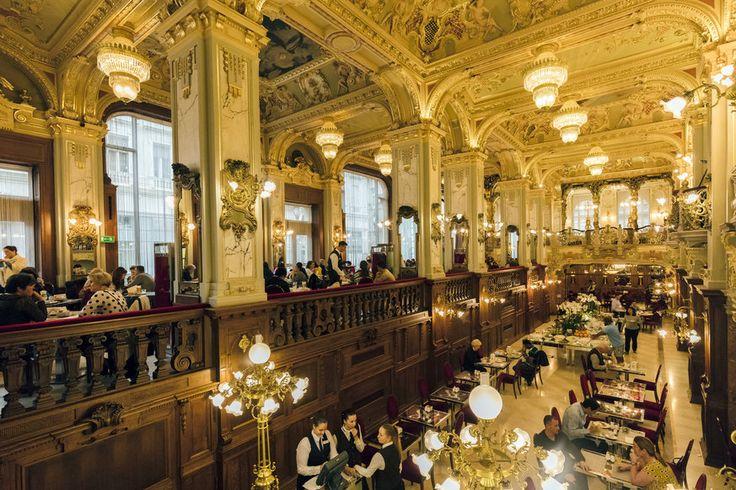 Kaffeehaus Empfehlungen aus aller Welt: New York Budapest