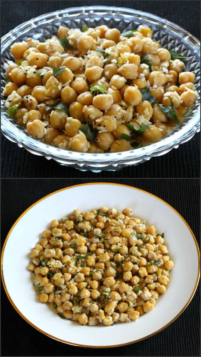 Chane Usli is quick and easy to make, healthy and nutritious breakfast recipe prepared using chickpeas