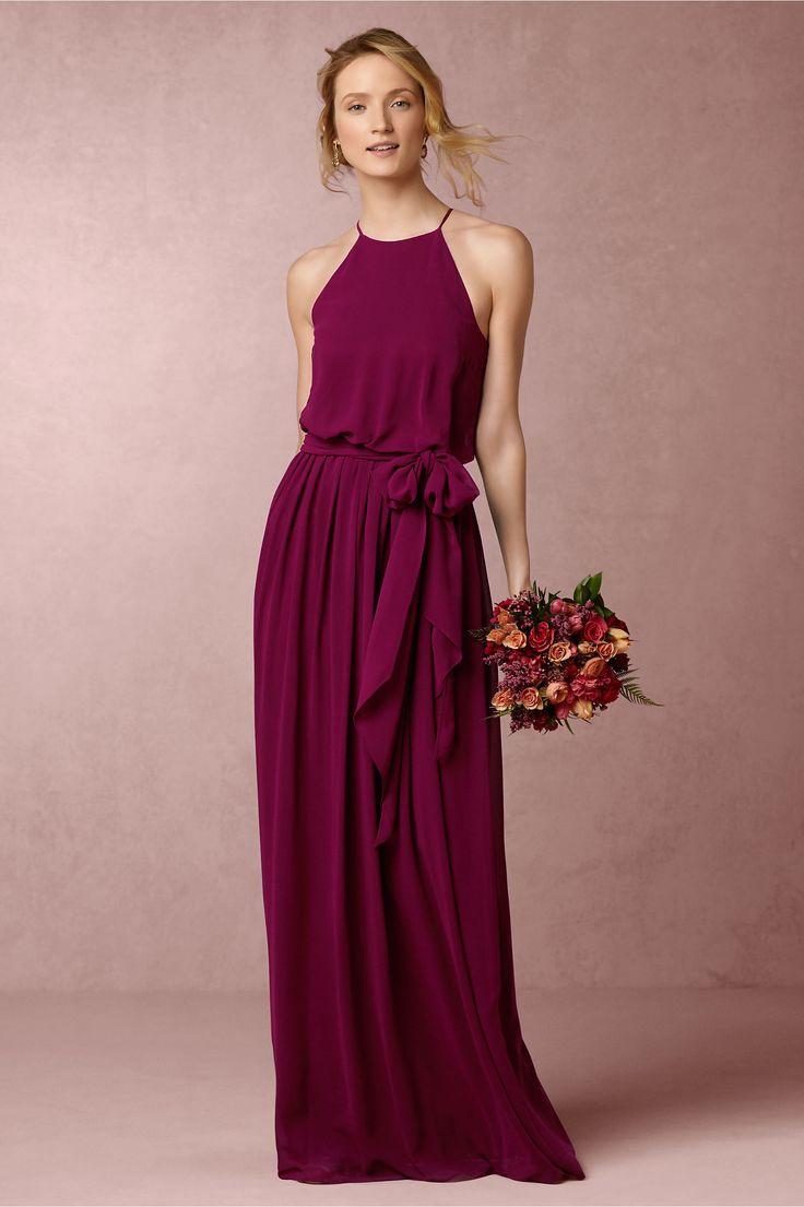 Best 25 raspberry bridesmaid dresses ideas on pinterest bhldn alana dress in bridesmaids bridesmaid dresses at bhldn ombrellifo Images