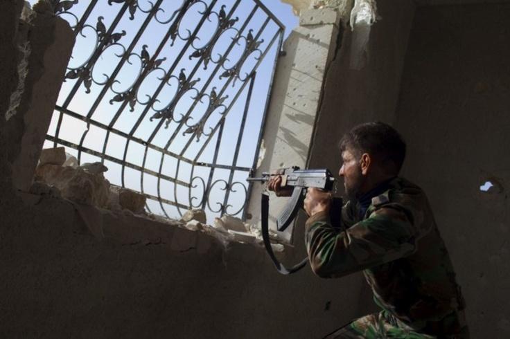 França e Reino Unido querem armar rebeldes sírios, com ou sem acordo da UE - PÚBLICO