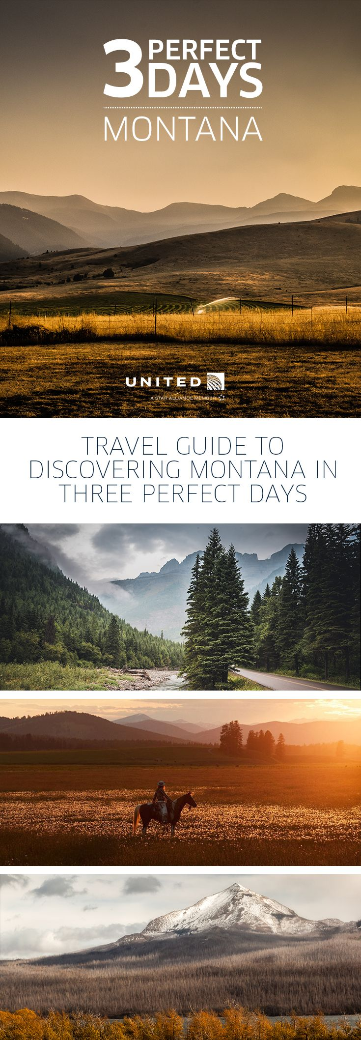 Montana outdoors three-day travel guide