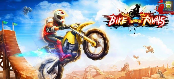 Bike Rivals Android Hack/ Cheats: This hack let's allows you to purchase all bikes, Halloween pack and fuel without real money. Bike Rivals is a new and exciting physics based motocross game from Miniclip. In details Bike Rivals APK Hack have: - All bike Purchased - Halloween Pack Purchased - Expand 14 Bar Fuel  Download Bike Rivals mod apk and hack or unlock all items without root access.
