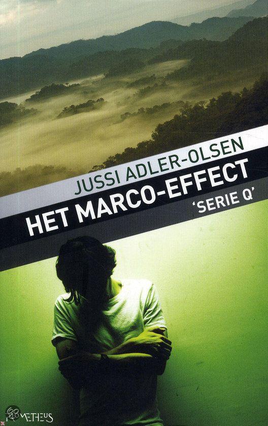 Het Marco effect Spannend! Net als alle andere boeken van Olsen uit de serie Q